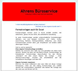 Blog von Büroservice Ahrens
